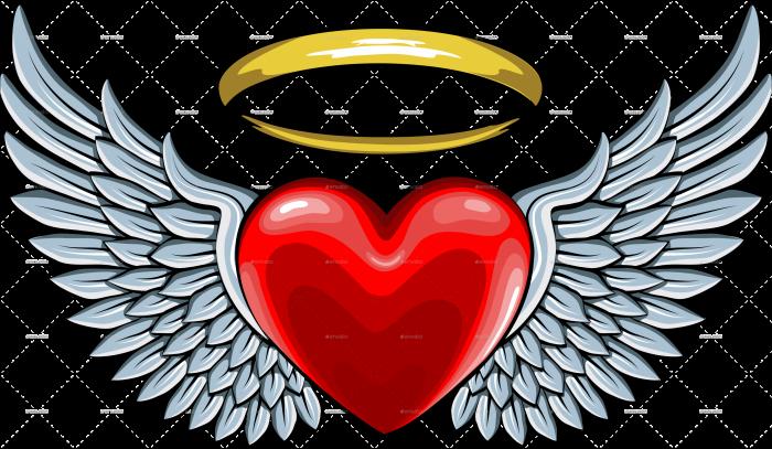 coeur de l'ange