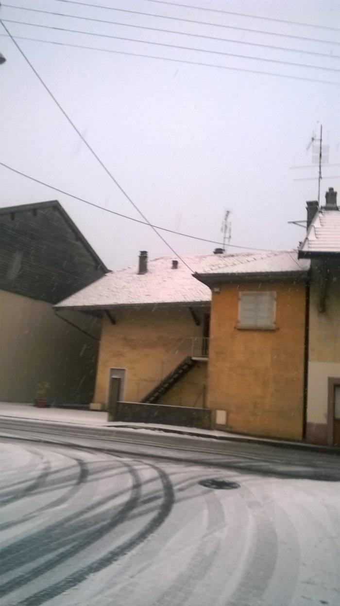 photo de cet hiver!