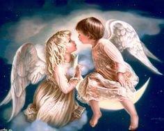 anges plein d'amour