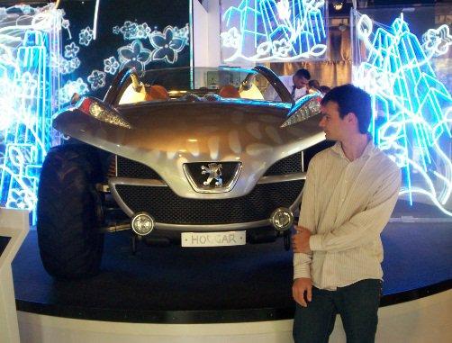 Peugeot hoggar yohan