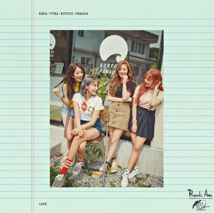 Rena, Yuha, Eunwoo & Yehana ♡