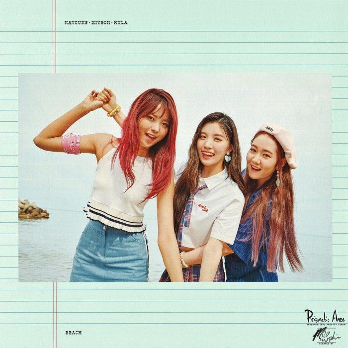 Nayoung, Xiyeon & Kyla ♡