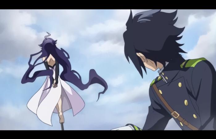 Yuu et Asuramaru