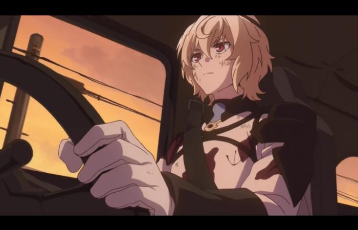 Mika sait conduire apparemment