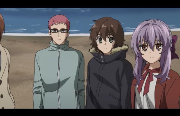 Kimizuki, Yoichi et Shinoa