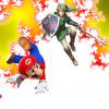 Profil de Link-Zelda-Mario-Peach