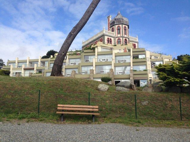 L'hôtel Ker-Moor