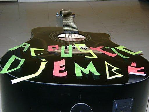 acoustic & Djembé