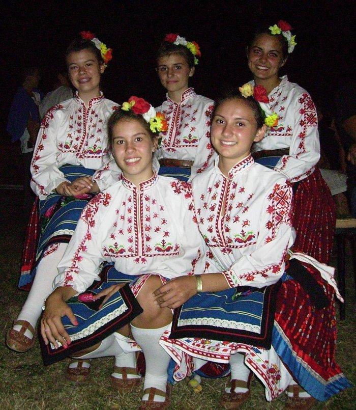 Ensemble Rosna Kitka (Bulgarie); Cugand, le 23 août.