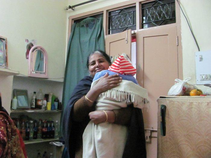 KAUSHLYA RANI SISTER IN LAW TO NAGPAL