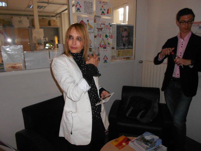 Dans les studios de France Bleu Metz