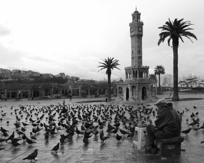 Saat Kulesi İzmir