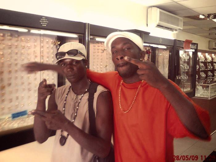 zionghetto and edson X