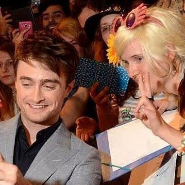 DANIEL RADCLIFFE (Harry Potter) et moi
