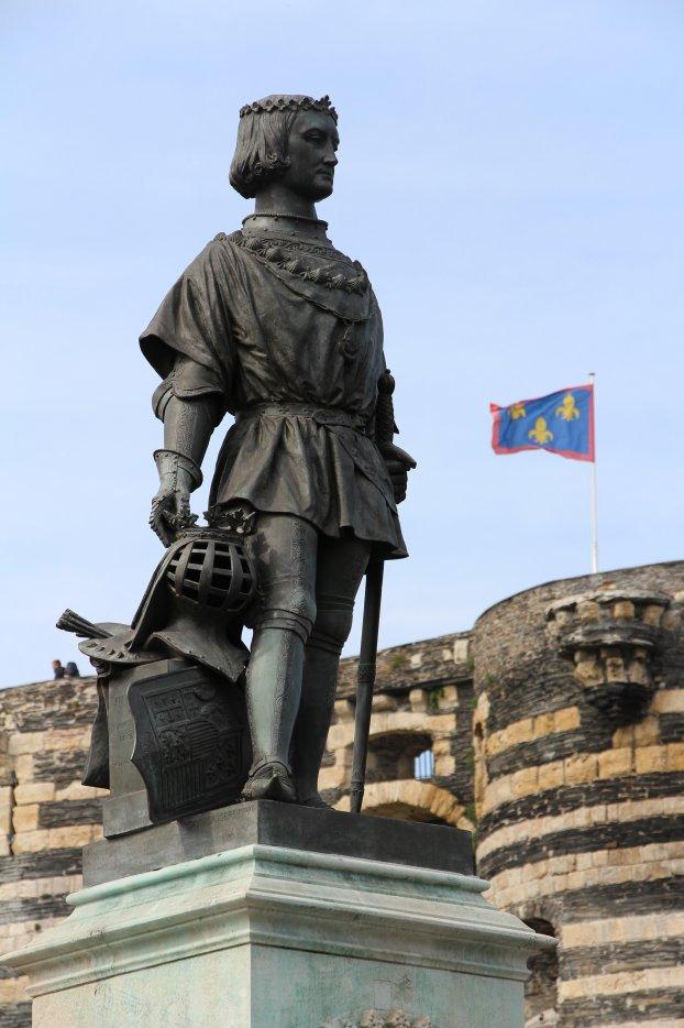 Le Roi René d'Anjou - Angers