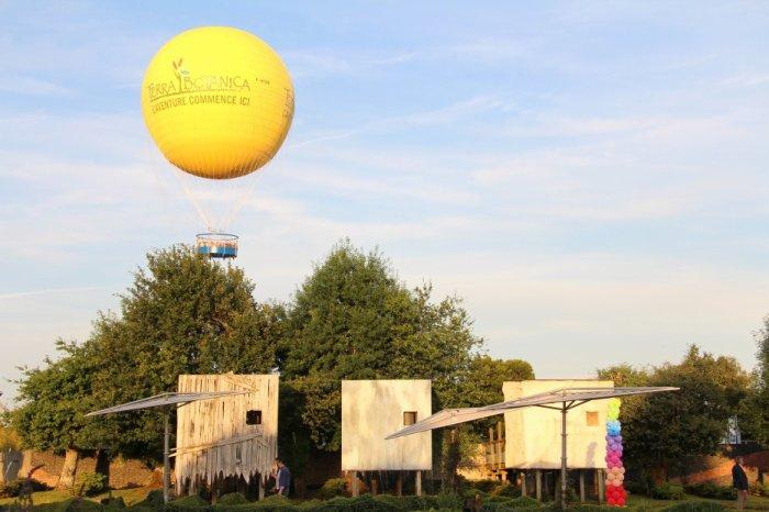 Ballon Captif -Terra Botanica (Angers)