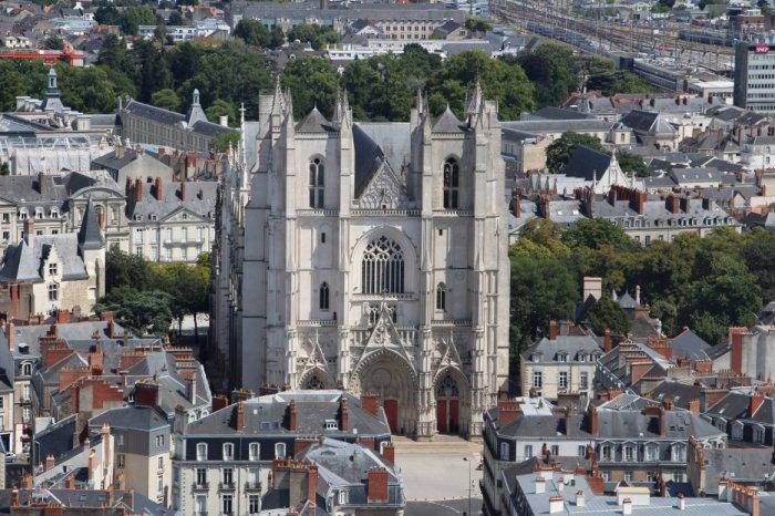 Cathédrale St-Pierre-et-St-Paul - Nantes