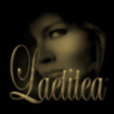 Photo de Laetitea en noir et blanc