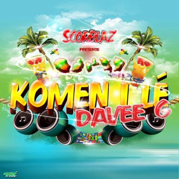 Nouveau Single Arrive !!!!! Davee G - Komen i Lé - En Ecoute Sur Exo FM Prochainement
