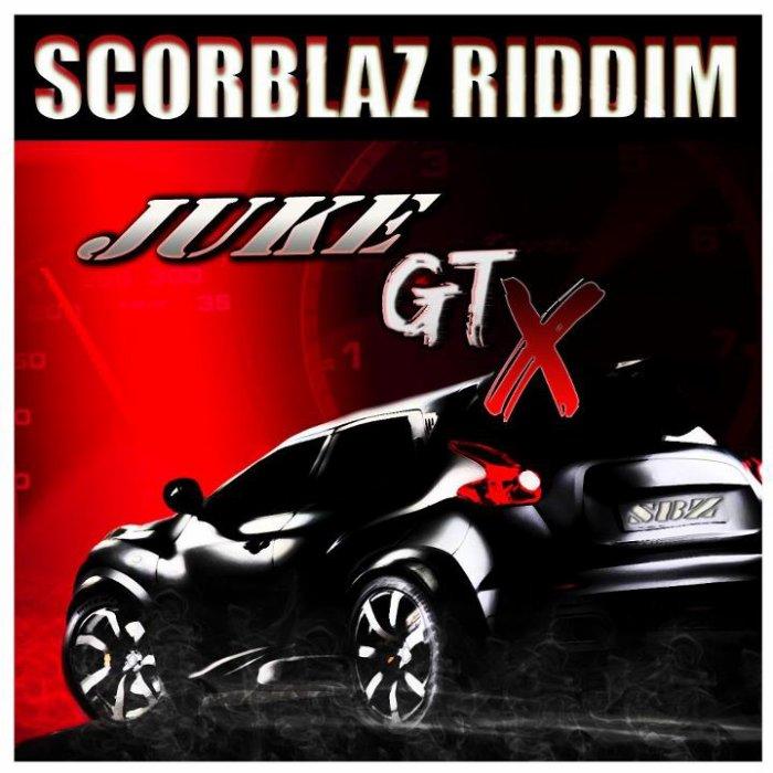 JUKE GT X RIDDIM BY SCORBLAZ (2012)