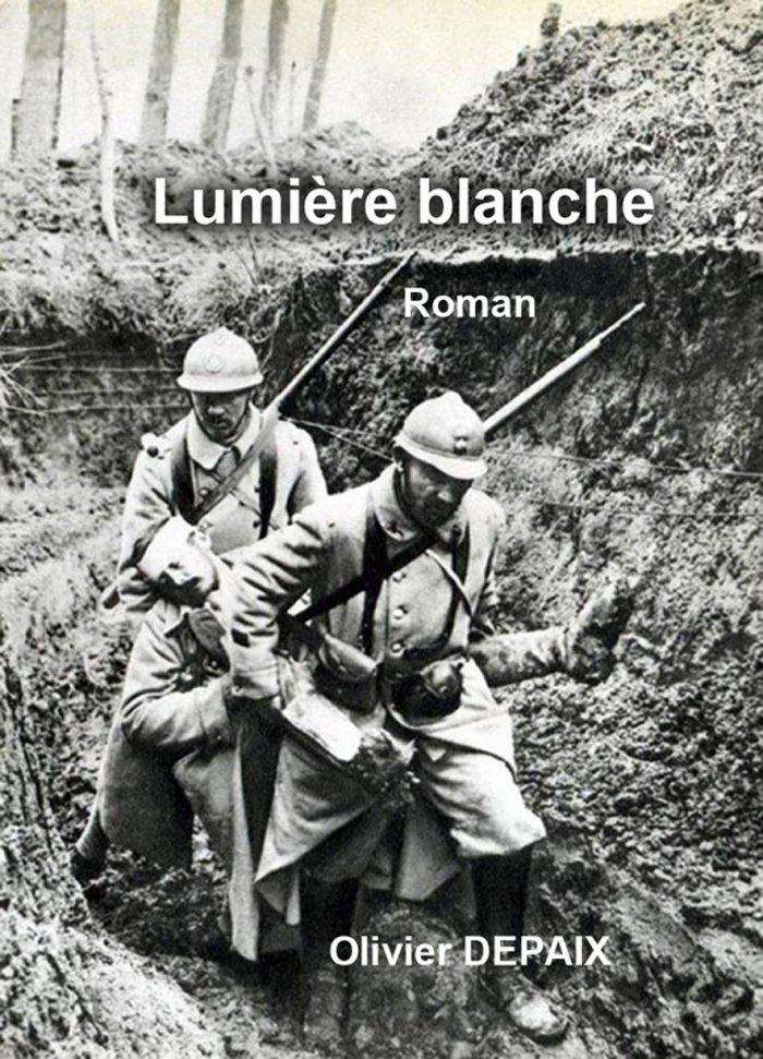 Lumière blanche – Olivier Depaix – Roman, 149 pages.  L'anné