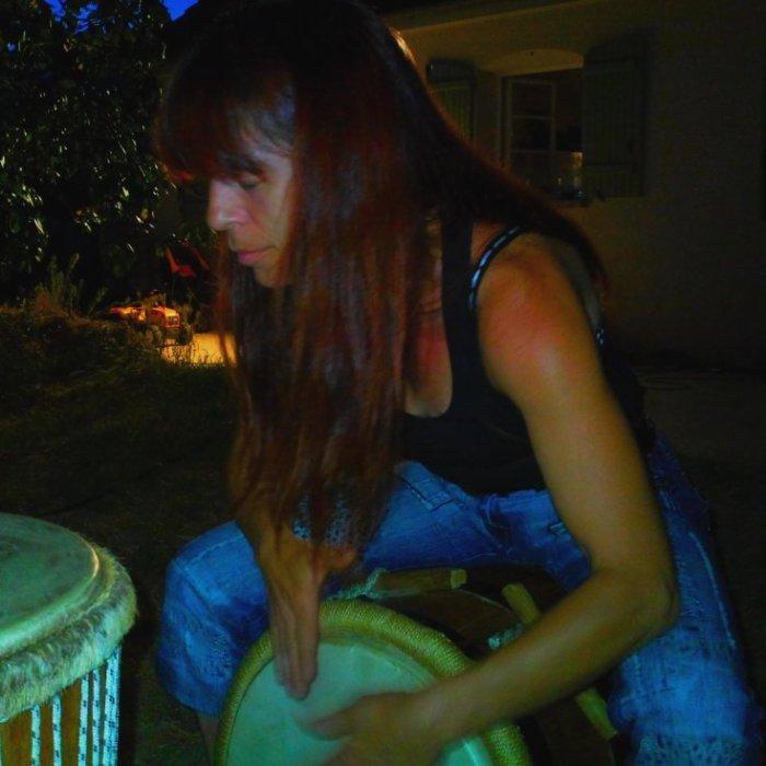 Nina Minizen et ses musiques au coeur....