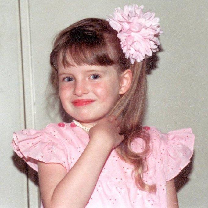 Petite, je rêvais déjà de rose, de fleurs et de lolita.