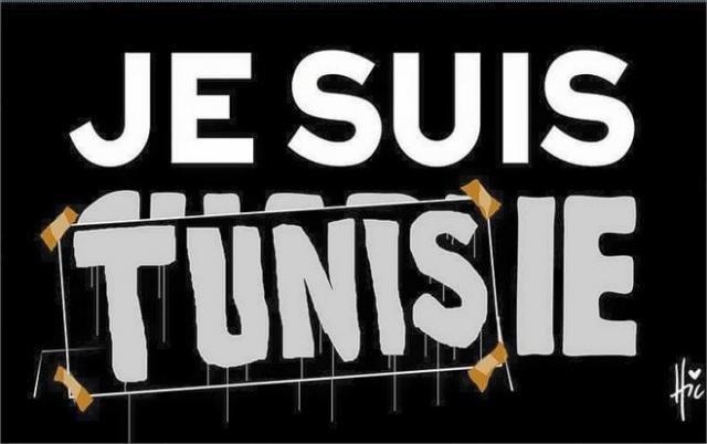 #Je suis Tunisie