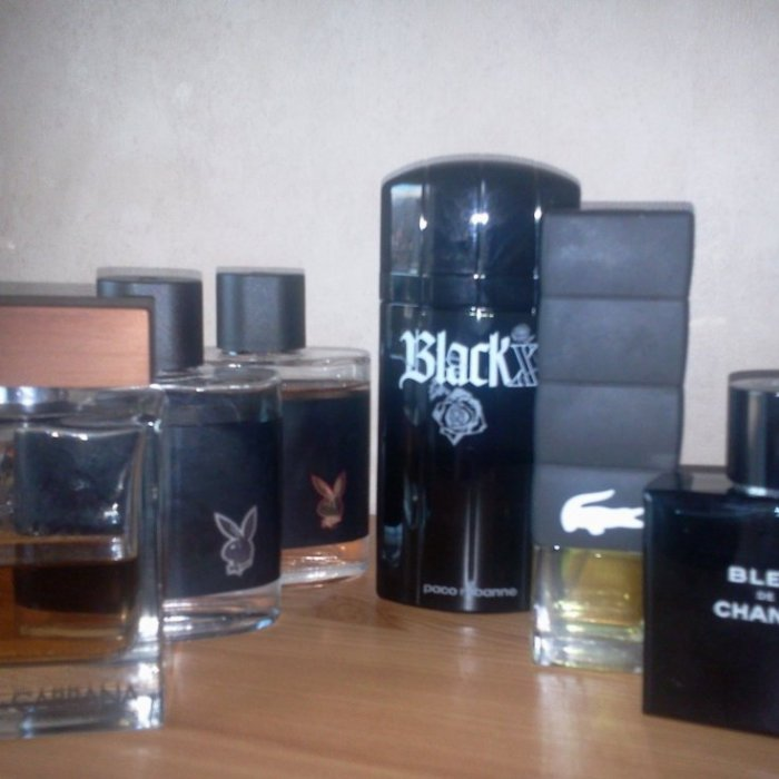mes parfum
