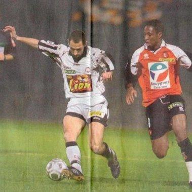 Seydou Keita FC Lorient football club 2002