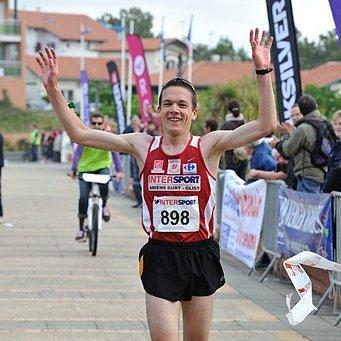 Victoire et record aux 10 miles de Capbreton - avril 2011