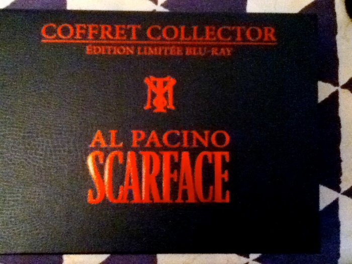 Mon coffret collector Scarface
