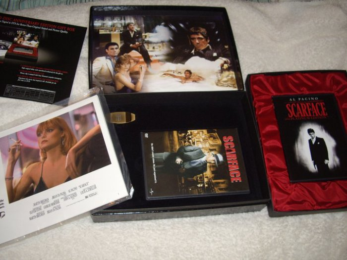Ma collection scarface