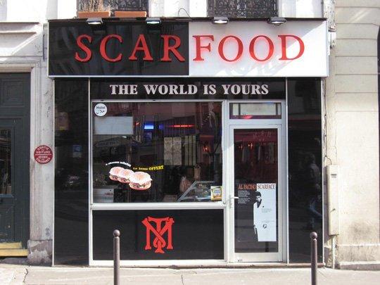Mon restaurant preferer a paris ;-)