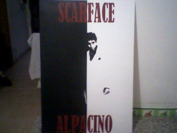 Mon cadre Scarface