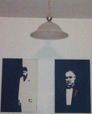 Scarface et Don Corleon