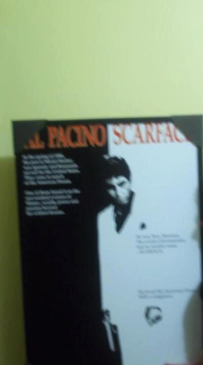 Mon tableau Scarface