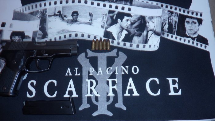 "Al Pacino "" Scarface """