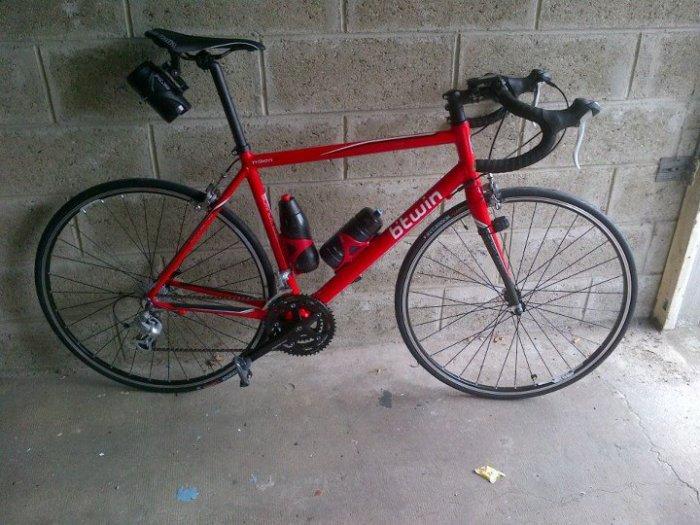 B'twin Triban 3 (Vélo été)