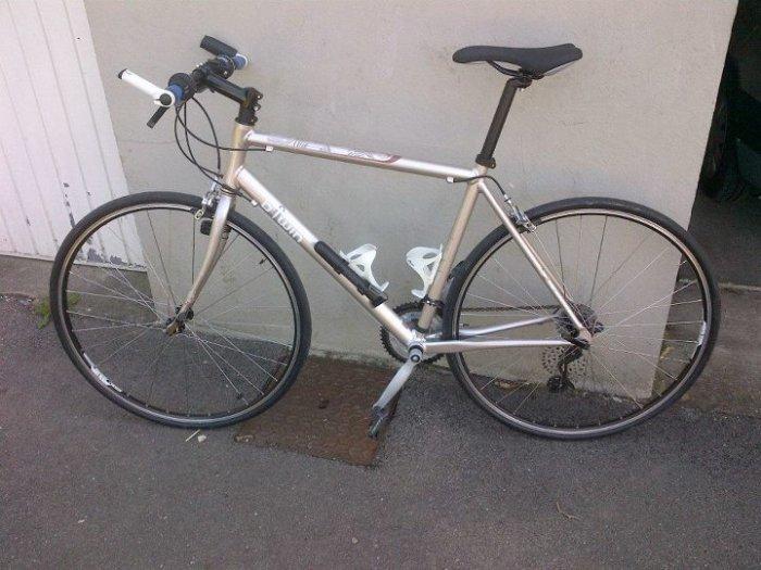 B'twin Forme 1 (Vélo hiver)