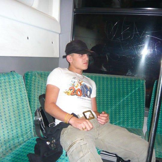 dans le bus a fontenay