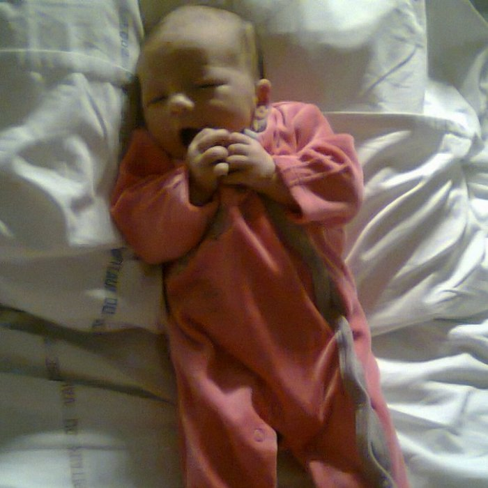 Ma fille Louanne