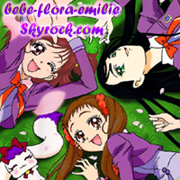 Aori-chan , Anne-chan , Moi & Ringo ( Pas de plagiat )
