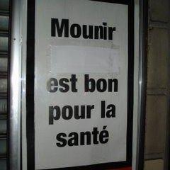 Mounir est bon pour la santé