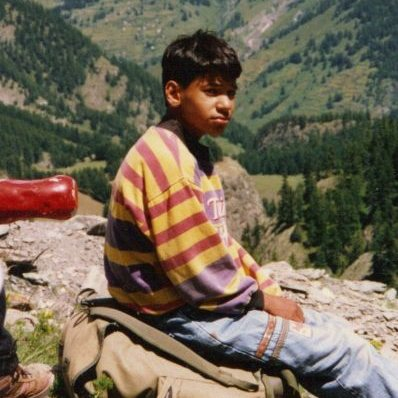Mounir en 1993