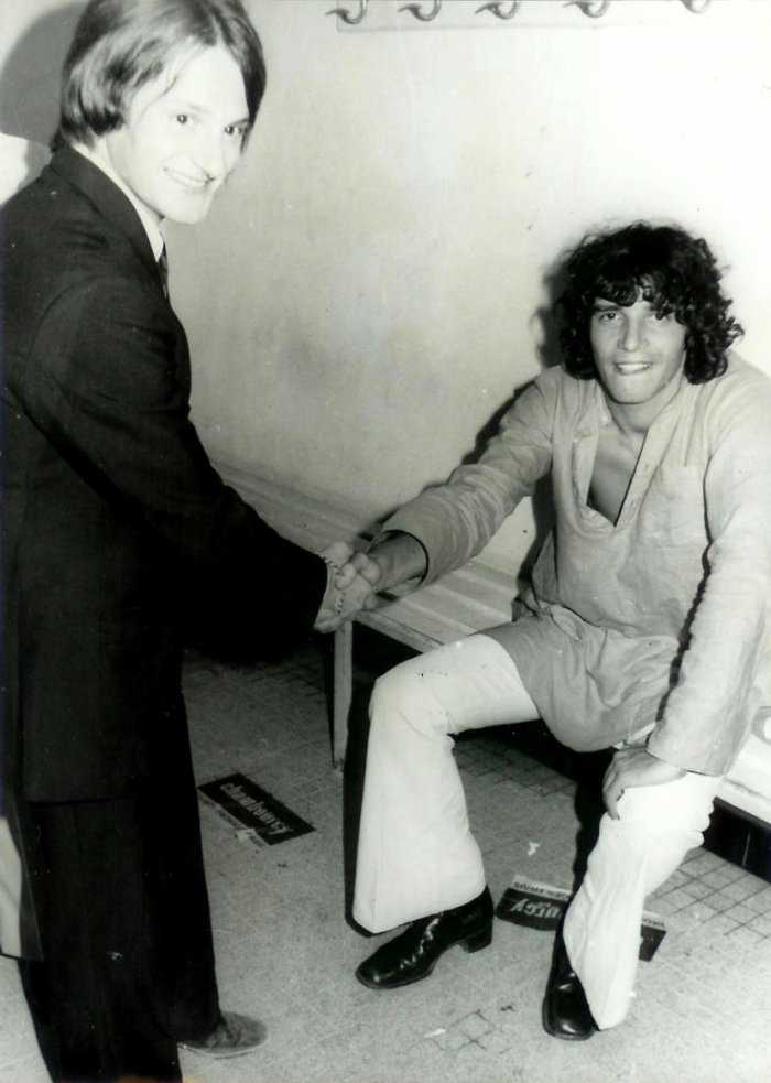 Paul et Julien C.
