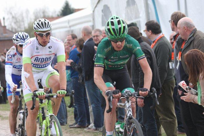 Paris-Roubaix 2012