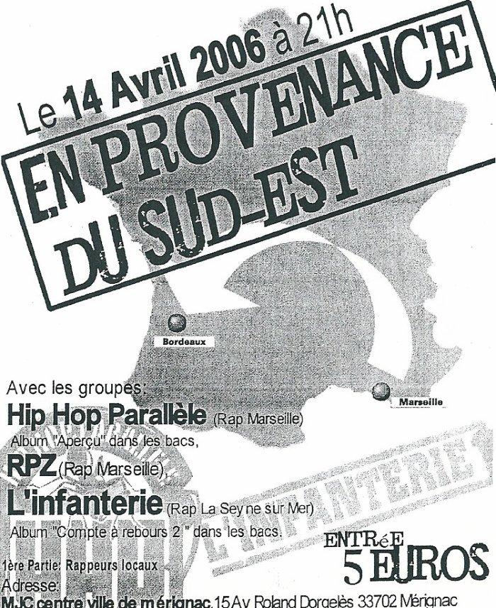 concert a merignac centre ville