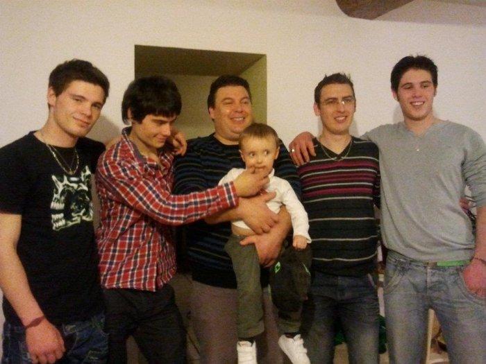Family Monteil
