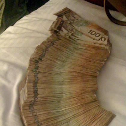 BLOW MONEY FAST